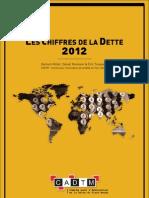 chiffres de la dette 2012