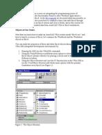 Autocad Excel Vba