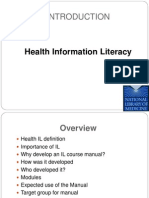 Health Information Literacy Manual 1 1