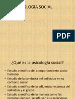Bloque Ix Psicologia Social