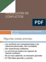 Bloque Ix Resolucin de Conflictos en El Mbito Educativo