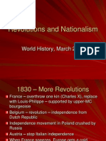 28Revolutions and Nationalism