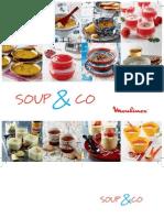Recetario Soup y compañía