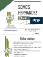 Hernandez Hercon Julio 2013