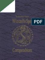 [d] AD&D Volume 1 Wizard's Spell Compendium