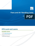 Fans and AHUs Website