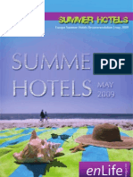 Summer Hotels May 2009 by enLife media & enLife magazine