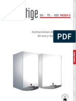Manual Tec Cald Cond 4-2009 Prestige_50!75!120_MCBA5_ES