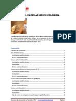 El ABC de La Vacunacion en Colombia