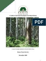 Eucalyptus Guidelines