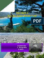 Decroly Ps. Jaime Botello Valle