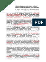 MODELO-DE-ESCRITURA-DE-COMPRA-E-VENDA-COM-CESSÃO-DE-DIREITOS-AQUISITIVOS-E-PROCURAÇÃO