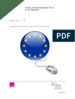 ROMANIA Cross-European Libraries Survey