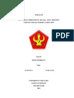 Tugas Hukum Perdata (Perkawinan secara adat).docx
