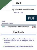 Câmbio CVT
