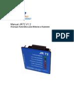 Manual Controlador JR72 - V1.2