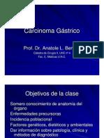 Carcinoma-Gástrico