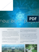 New Earth Project Presentation