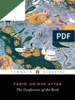 El Lenguaje de los Pájaros (Mantic+Uttair) de Farid Ud-Din-Attar