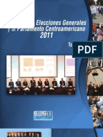 Memoria Electoral 2011