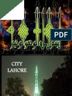 the city LAHORE Pakistan