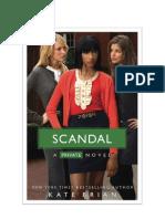 11. Scandal [Escândalo]