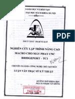 Nghien Cuu Lap Trinh Nang Cao Macro Cho May Phay Cnc Bridgeport - Tc1