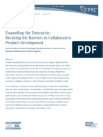 Breaking the Barriers to Collaborative Product Development