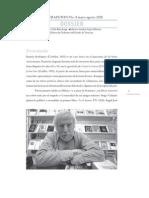 Dossier Ramón Rodríguez en Contrapunto 8