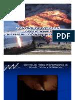 Control de Pozos en Operaciones y de Rehabilitacic3b3n y Reparacic3b3n