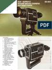 GAF SS 805 Instruction Manual