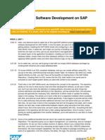 OpenSAP HANA 1 Week 2 Transcripts