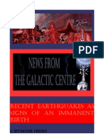 NEWS FROM THE GALACTIC CENTRE