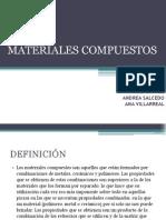 MATERIALES COMPUESTOS