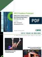 130115 CBRE Fearless Forecast en Final