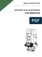 GTS-502e