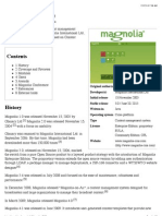 Magnolia (CMS) - Wikipedia, The Free Encyclopedia