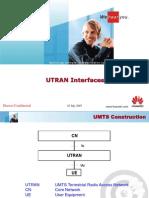 02 UTRAN Interfaces