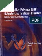 Electroactive Polymer (Eap) Actuators as Artificial Muscles - Bar-Cohen