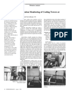 05-Cooling Towers - Low Cost Vibration Monitoring - PPM Technology Article