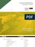 Guia de Investimento Em Mocambique Final