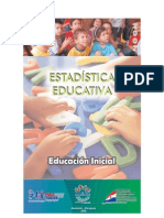 Estadistica Educacion Inicial Paraguay