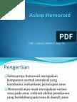 Asuhan Keperawatan Hemoroid