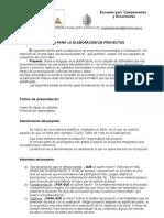 Diseño para la Elaboracion de Proyectos (1)