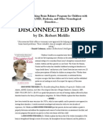 Book Release Disconnected Kids