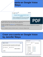Tutorial Google Voice