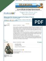 Riservato Per Fermare La Guerra Fra Siena e Firenze 3..