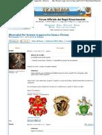 Riservato Per Fermare La Guerra Fra Siena e Firenze 11