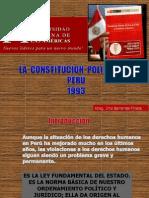 3. Constitución Peruana y  Derechos Fundamentales