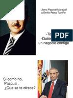 Catalanes y Galegos